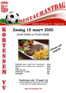 Restaurantdag 2020